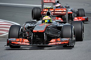 Formula 1 Breaking news Lowe exit not cause of McLaren crisis - Button