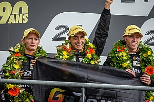 Le Mans Race report Third in class for Conway at 24 Heures Du Mans