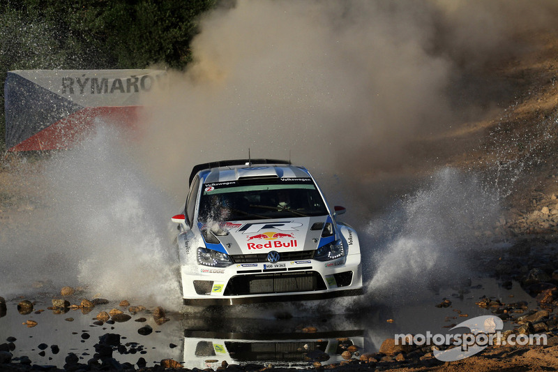High five – triumph for Volkswagen and Ogier at Rally Italy