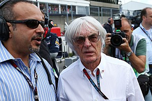 Formula 1 Breaking news Teams would only waste more income - Ecclestone