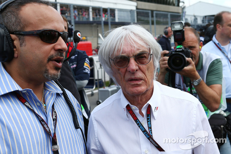Teams would only waste more income - Ecclestone