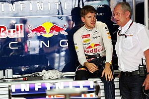 Formula 1 Breaking news Vettel will have say over 2014 teammate - Marko