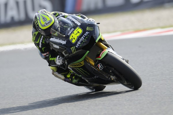 Crutchlow claims first premier class pole position at Assen