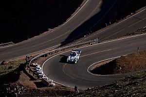Hillclimb Race report Japan's Tajima notches his tenth Pikes Peak International Hill Climb championship