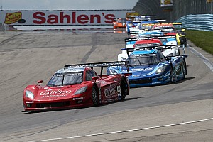 Grand-Am Race report Bob Stallings Racing, Gurney and Fogarty endure a disappointing day at The Glen