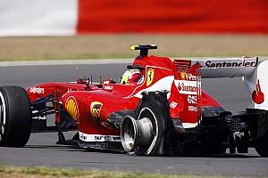 Formula 1 Breaking news Pirelli blames teams for tyre-explosive British GP