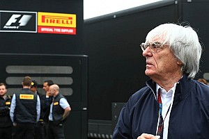 Formula 1 Breaking news Boycott could cost drivers F1 licenses - Ecclestone