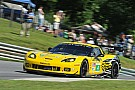 Corvette Racing stands up to the heat
