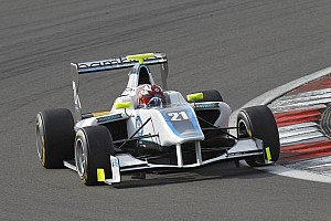 GP3 Race report McKee achieves maiden win in Nurburgring Race 2