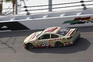 NASCAR Cup Race report Newman gets bloomin' good finish at Daytona