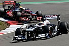 Maldonado finished 15th with Bottas 16th in today's German GP