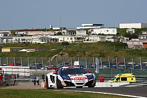 Blancpain Sprint Race report Sebastien Loeb Racing unable to capitalise on good performances at Zandvoort