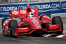 Franchitti claims race 1 pole in Toronto