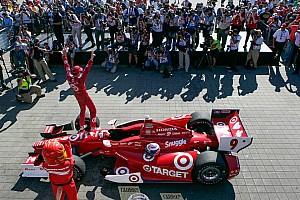 IndyCar Race report Dixon scores win in Toronto doubleheader opener