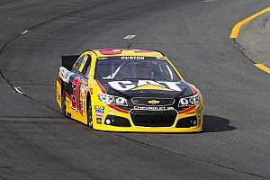 NASCAR Cup Race report RCR's Burton caps off top-five effort with third-place finish at New Hampshire