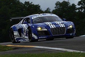 Grand-Am Blog Rolex Series: Two Audi R8 GRAND-AM for Indianapolis