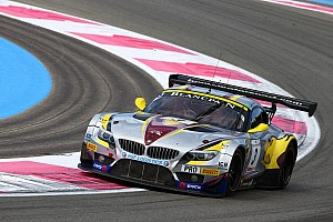 Endurance Preview Marc VDS Racing lines up at Spa with three BMW Z4 GT3s