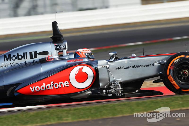 Magnussen hopes for 2014 F1 debut