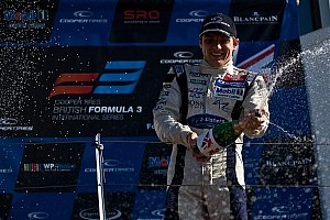 BF3 Race report King fends off Buller for Spa win