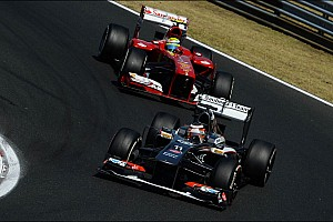 Formula 1 Race report Sauber was not able to score points at the Hungarian Grand Prix