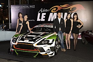 Asian Le Mans Breaking news Asian Le Mans Series 3 Hours of Inje issues resolved