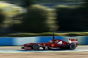 Formula 1 Breaking news Ferrari begins three-day test in France