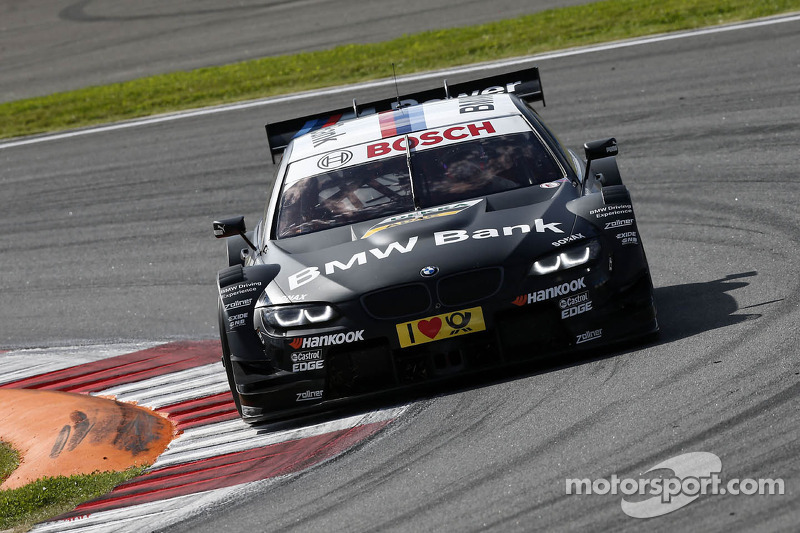 Farfus and Spengler start from second row for BMW in Moscow