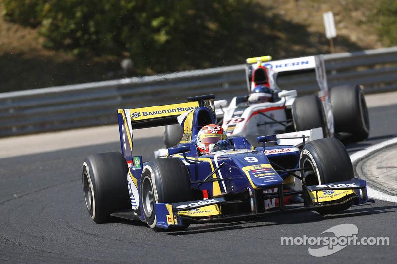Ecclestone vows to help F1 hopeful Felipe Nasr
