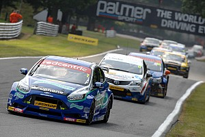 BTCC Breaking news Return to winning ways for Airwaves Racing at Norfolk's Snetterton 300 circuit