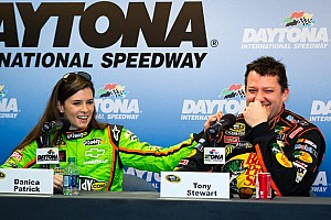 NASCAR Cup Commentary Stewart's absence triggers frenzy