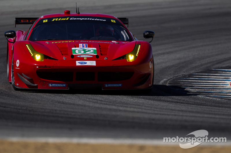 Risi's conservative qualifying tire choice aimed at Road America race performance