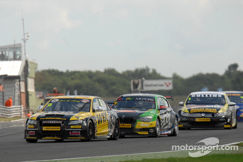 The soft tyre story so far in BTCC…