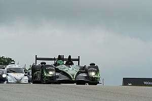 ALMS Race report ESM Patrón finishes 2nd at Road America