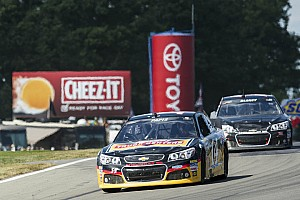 NASCAR Cup Race report Papis performs in place of Stewart in Watkins Glen
