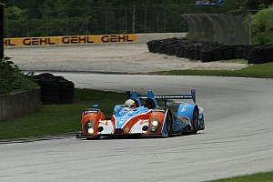 ALMS Race report BAR1 back on the podium at Road America