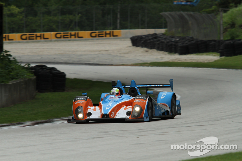 BAR1 back on the podium at Road America