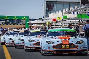 WEC Breaking news Aston Martin takes five cars to Sao Paulo WEC round