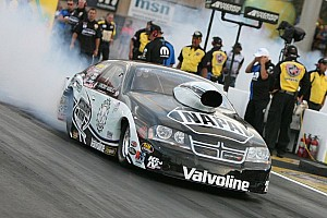 NHRA Qualifying report Hagan, Millican and Nobile lead Friday qualifying at Brainerd