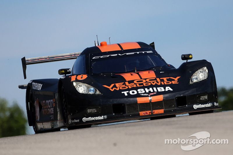 Big night for Chevrolet, Wayne Taylor Racing in Kansas triumph