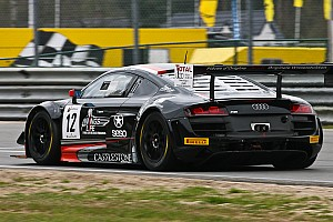 Blancpain Sprint Race report Results in Slovakia put the Belgian Audi Club Team WRT on top