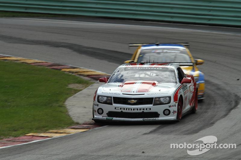 Championship intensifies as Stevenson Motorsports finishes 4th in Kansas