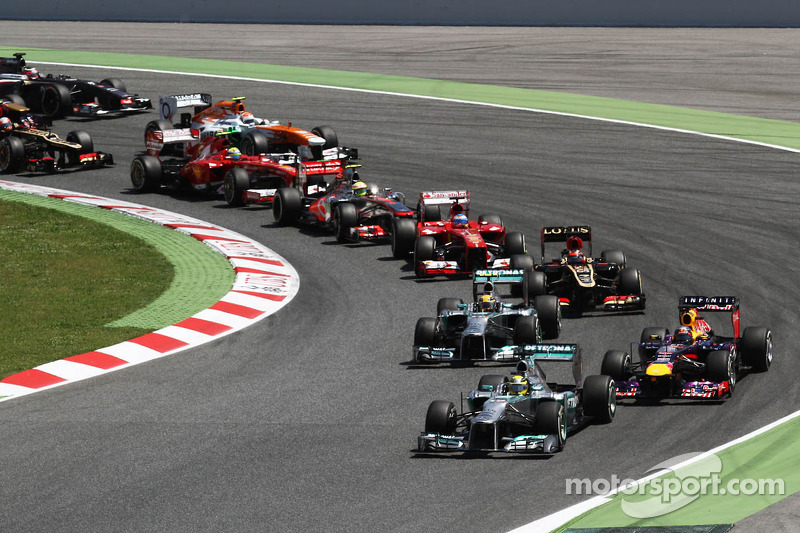 Next races to determine 2013 title outcome