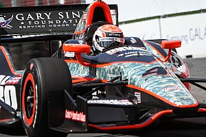 IndyCar Practice report Briscoe finishes ninth during Friday practice at Sonoma Raceway