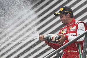 Formula 1 Race report Belgian GP: Ferrari is back on the podium again