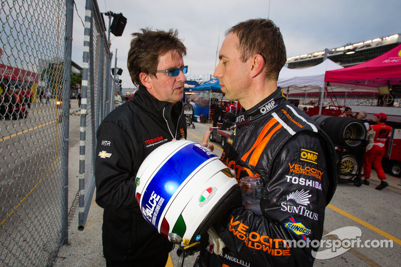 Wayne Taylor Racing duo eyes Laguna Seca with two-point lead