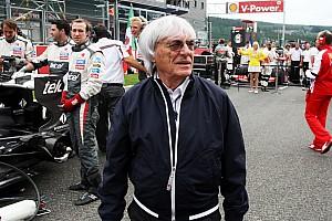 Formula 1 Breaking news Ecclestone denies releasing 2014 calendar
