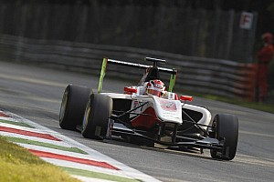 GP3 Race report Harvey victorious in Race 2 in Monza