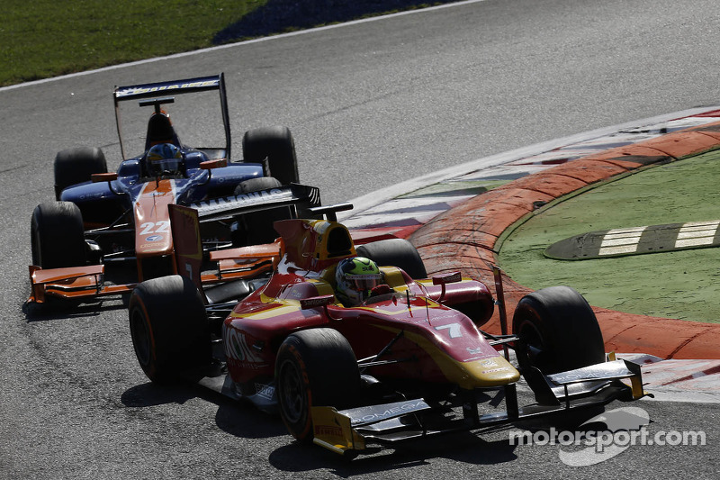 Leal finishes 3rd and Leimer 6th for Racing Engineering in the Monza Sprint Race