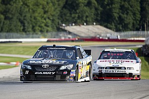 NASCAR XFINITY Race report Electrical issue derails a 'surging' Kligerman