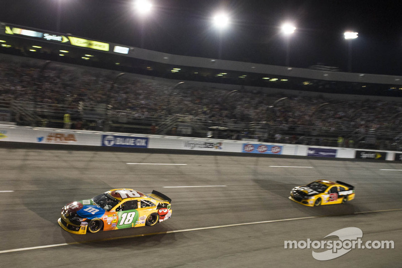 Kyle Busch aim for good finish at Chicago
